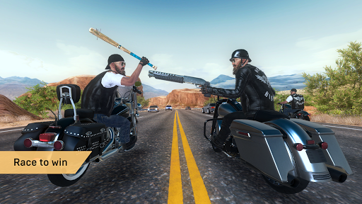 Outlaw Riders: War of Bikers Screenshots 3