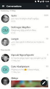 YAATA – SMS/MMS messaging (PREMIUM) 1.45.10.22089 Apk 2