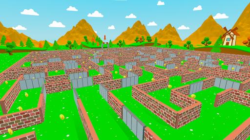 Maze Game 3D - Mazes screenshots 1
