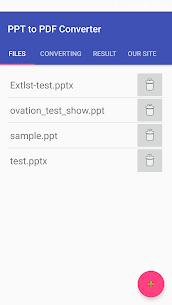PPT to PDF Converter 1.13 Mod + Data Download 3