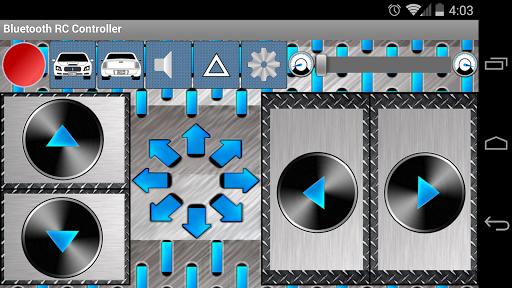 Arduino Bluetooth RC Car  screenshots 1