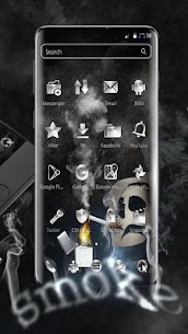 Smoking Cigarette Lighter Theme 1.1.4 Mod APK (Unlock All) 2