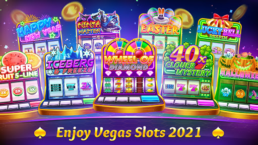 Vegas Slots 2021:Free Jackpot Casino Slot Machines 1.0.2 screenshots 5