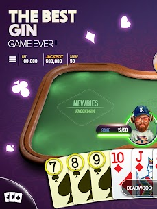 Gin Rummy Extra MOD APK (Unlimited Coins) Download 8