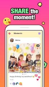 Free JusTalk Kids – Safe Video Chat and Messenger 4