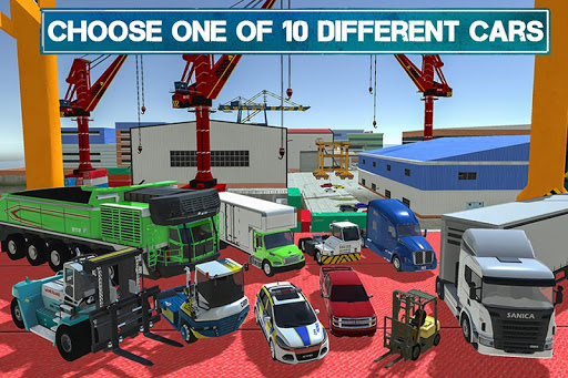 Cargo Crew: Port Truck Driver 1.2 screenshots 5