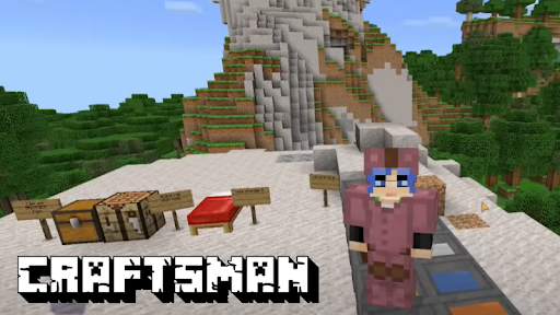 Craftsman ~ New Craft Building  screenshots 5