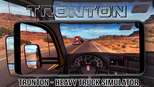 TRONTON - Heavy Truck Simulator Tycoon 1.2 screenshots 1