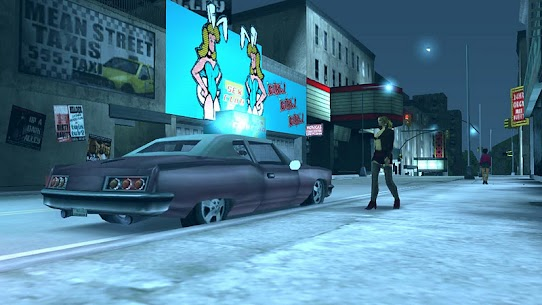 Grand Theft Auto III GTA 3 Apk + OBB Data Download for Android 3