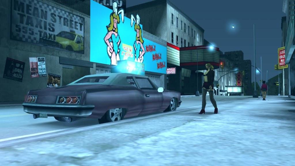 Grand Theft Auto III poster 2