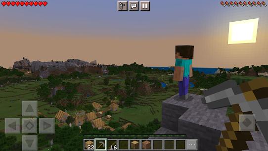 Minecraft MOD APK Unlocked GOD Mode 8