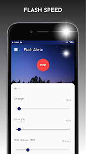Flash Alerts - Blinking LED on Call and SMS