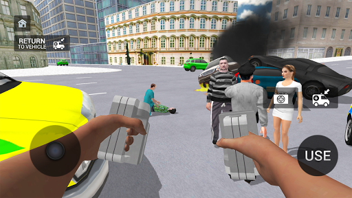 Ambulance Simulator - Car Driving Doctor screenshots 16