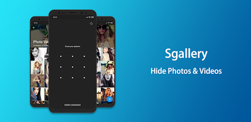 Sgallery - Hide photos, hide videos, gallery vault - Apps on Google Play