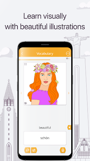 Learn German - 15,000 Words  screenshots 6