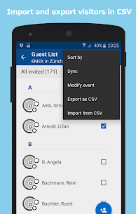 Guest List App for For Pc – Free Download In Windows 7/8/10 & Mac 4
