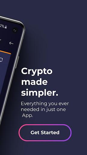 Klever Wallet: Buy Bitcoin, Ethereum, Tron, Crypto  Screenshots 2