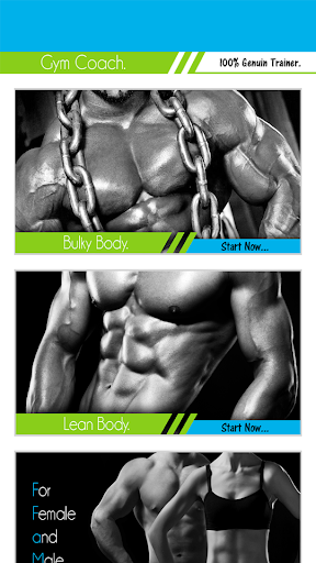 Gym Coach - Gym Workouts ss2