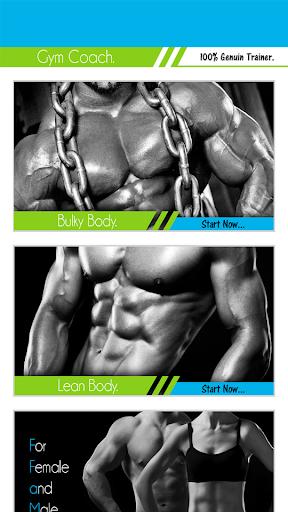 Gym Coach - Gym Workouts 47.6.8 screenshots 2