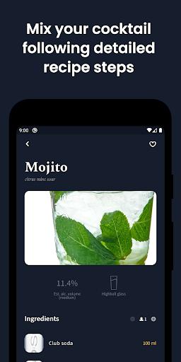 Jigger: Cocktail Drink Recipes 1.2.2 screenshots 3
