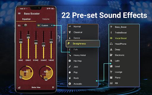 Equalizer Pro - Volume Booster & Bass Booster apktram screenshots 17