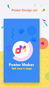 Poster Maker With Name and Image 14.0