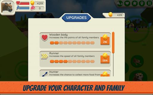 Cougar Simulator: Big Cat Family Game Apkfinish screenshots 5