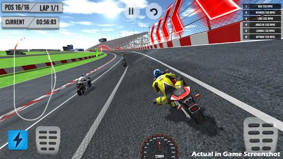 Bike Racing 2021 - Free Offline Racing Games 700112 screenshots 1
