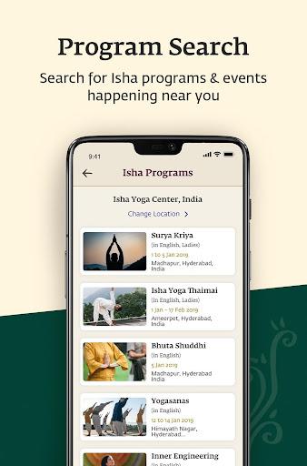 Sadhguru - Yoga, Meditation & Spirituality 6.4.6 Screenshots 5