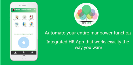 Best HR Management App   ubiHRM   Try Free – Apps on Google Play