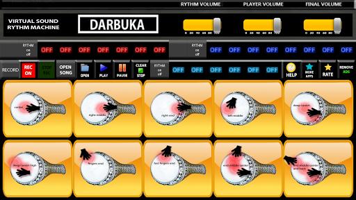Darbuka  tambourine and big drum  Screenshots 4