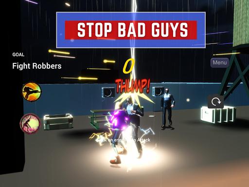 Code Triche Spider Rope Hero - Gangster New York City (Astuce) APK MOD screenshots 5