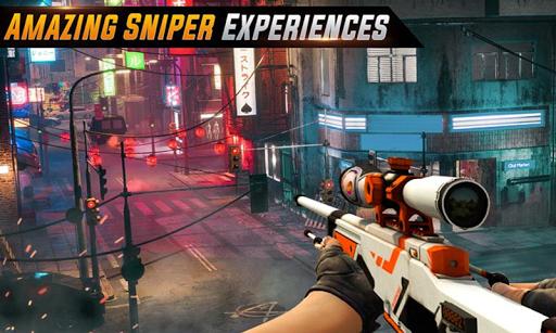 Real Sniper Shooter: FPS Sniper Shooting Game 3D 55 Screenshots 6