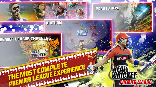 Real Cricketu2122 Premier League  Screenshots 5