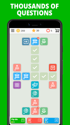 Free Trivia Game. Questions & Answers. QuizzLand. 2.0.201 screenshots 7