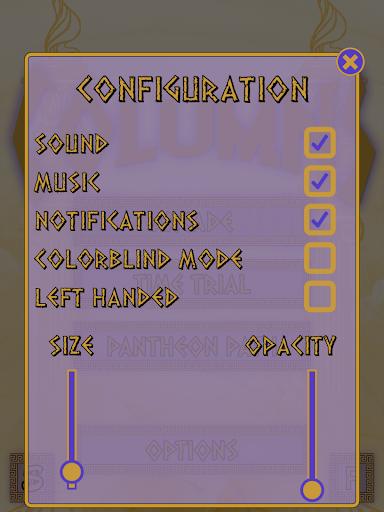 Jewels Columns (match 3) 2.1.1 screenshots 8
