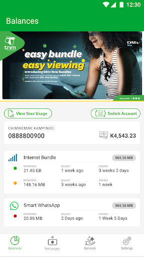 TNM Smart App  Paidproapk.com 1