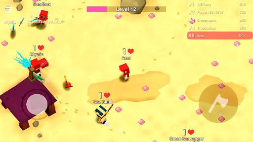 Valhalla Io - Online PVP Battle Arena 0.1 screenshots 3