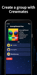 AmongFriends – Friends for Among Us Chat 5