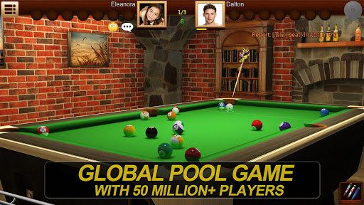 Real Pool 3D - Jeu billard populaire gratuit 2019  APK MOD (Astuce) screenshots 6
