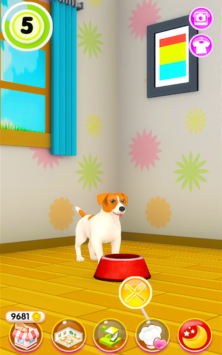 My Talking Puppy android2mod screenshots 15