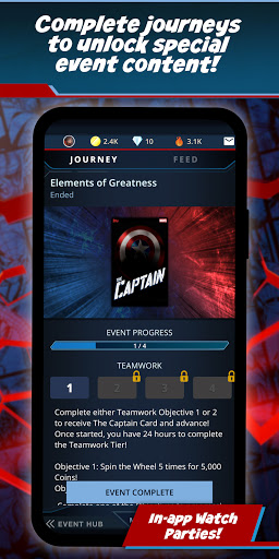 Marvel Collect! by Toppsu00ae Card Trader screenshots 6