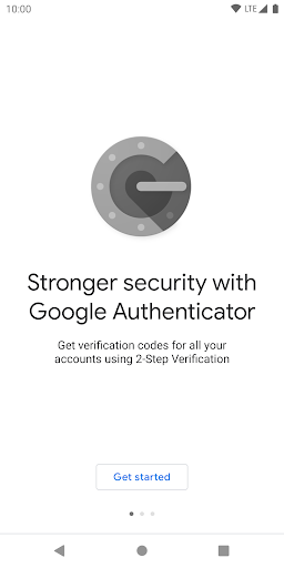 Image of Google Authenticator 5.10 1