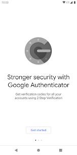 Google Authenticator 1
