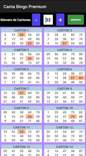 Bingo Shout - Bingo Caller Free  Screenshots 4