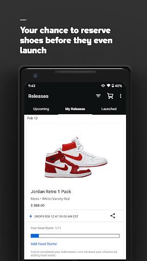 Foot Locker: Sneakers, clothes & culture apktram screenshots 4