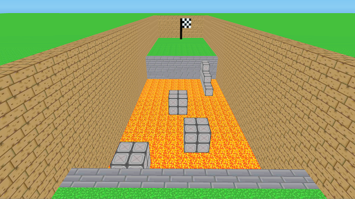 Mcraft : Adventure Parkour V.1.0.0.15 screenshots 2