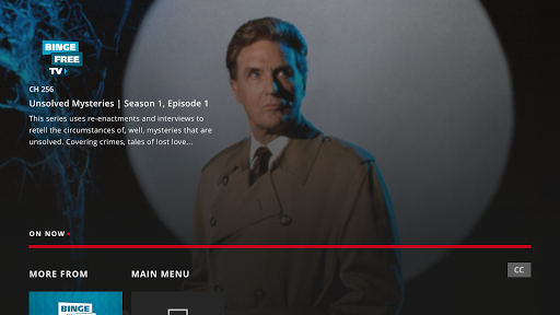 Foto do XUMO for Android TV: Free TV shows & Movies