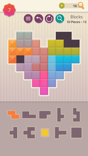Polygrams - Tangram Puzzle Games 1.1.51 screenshots 8