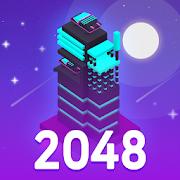 2048 Merge Museum: Brain Puzzle | Colorful exhibit